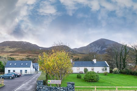 Croagh Patrick Mountain Basecamp - Westport