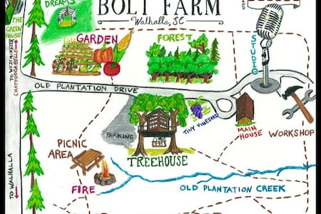 The Studio(NEEDTOBREATHE)Bolt Farm - Walhalla - Autre