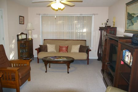 Nice Apartment, Great Neighborhood - Tallahassee - Apartamento