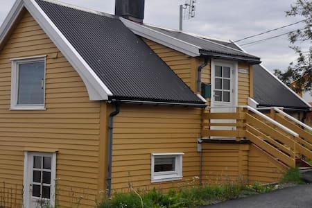 Henningsvær feriebolig - Dům