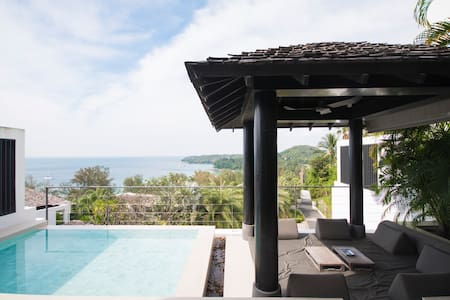 Stunning 3-Bedroom Villa at Surin Beach - Choeng Thale - Villa