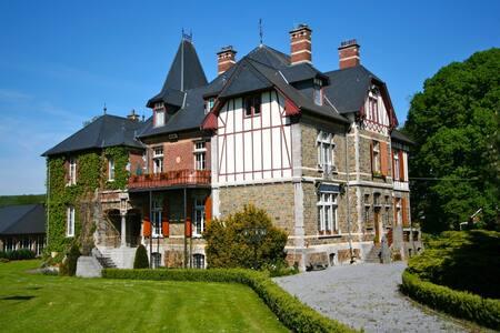 Chateau St. Hubert, Whole Accom. - Castle