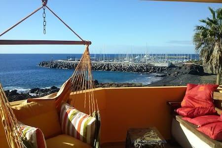 Ferienwohnung in Teneriffa-Sued - Golf del Sur - Huoneisto