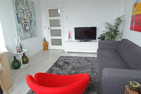 Canal view apartment with rooftop terrace! - Amsterdam - Wohnung
