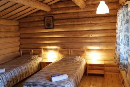 Домик с терраской на озере Селигер - Botovo - Bed & Breakfast