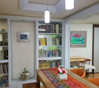 정원 테라스가 있는 아파트, 마당을 즐길 수 있는 집 - Heungdeok-gu, Cheongju - Pis