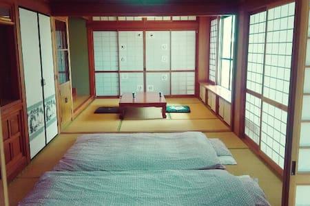 和室☆Japanese Tatami rooms☆with a private kitchen - Ishigaki-shi - Hus