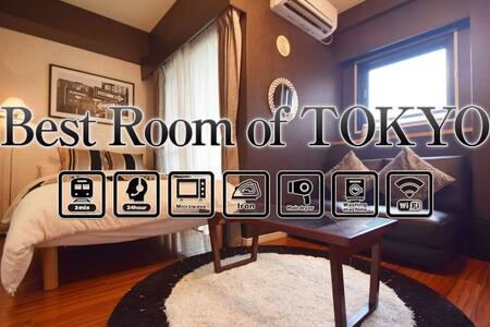SALE40%OFF!Shinjuku,Kabukicho 3min4ppl#124 AS50 - Shinjuku-ku - Appartamento