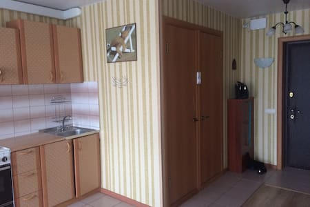 2-х комнатная квартира студия - Wohnung
