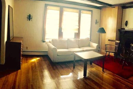 Boston 1 bed room in a house near Harvard and MIT - Ház