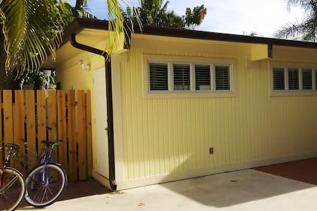 New In-Law Suite steps to Beach & Restaurants - Jupiter - Apartment