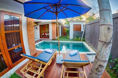 SEMINYAK BRAND NEW!! 2 BR Private Pool Villa - Kuta - Villa