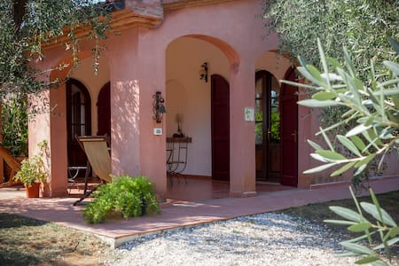 Apartment in the Tuscan countryside - Bolgheri - Appartement