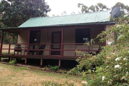 Blue Wren Cottage, Dwellingup, WA - Dom