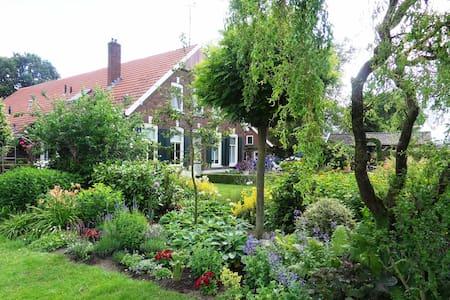Vakantiehuis in authentieke Achterhoekse boerderij - Aalten