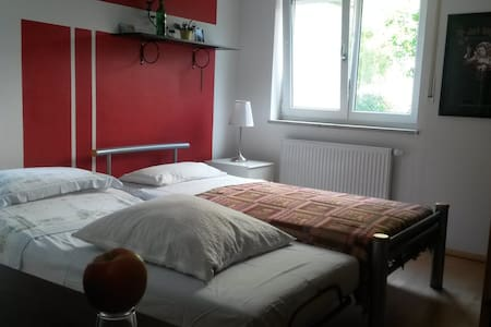 Laid back room in Erding - Appartement