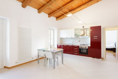 Quiet sunny two rooms in the heart of Ivrea - Wohnung