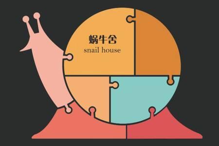 【蜗牛舍】别墅单间(多间可租)地铁一号线富锦路-给你家一般的温馨 - Villa