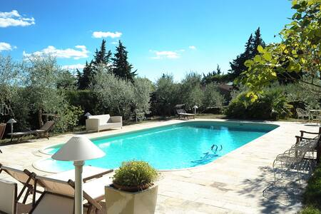 FLORENCE COUNTRY HOUSE POOL - Apartment