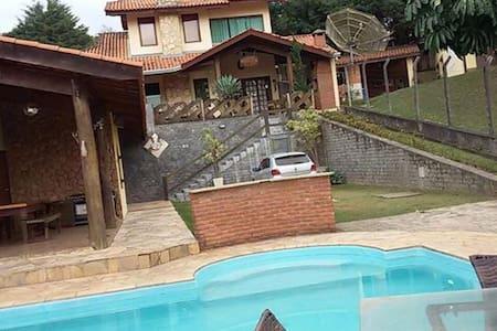 Chácara Cravo Canela - Rumah