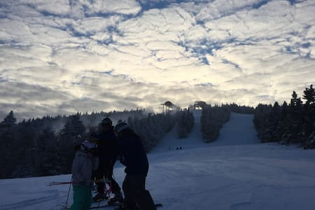 STRATTON & MOUNT SNOW WINTER WONDERLAND - Wardsboro