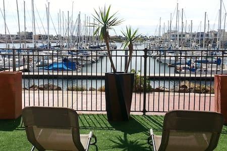 Waterfront on Marina