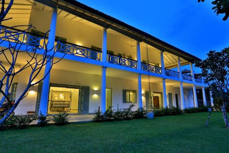 Cassia Hill - Luxe Colonial Villa, Glorious Views - Galle