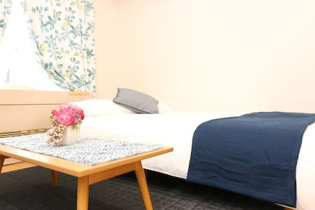 【S13】Center of Osaka/Kyoto 25min Maximun 2 persons - Yodogawa-ku, Ōsaka-shi - Appartement