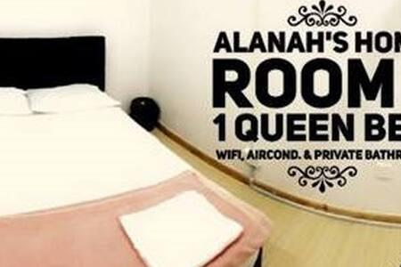 Alanah's Home Room 1 - Ranau - Andre