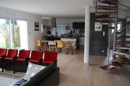 Maison 150m2 moderne et lumineuse près des plages - Plougonvelin - Haus