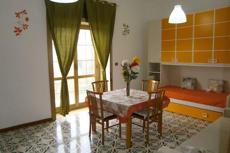 CASA VACANZA A POCHI KM DA POMPEI- NAPOLI-SORRENTO - Appartement