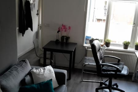 Nice apartment close to the city centre of Utrecht - Lakás