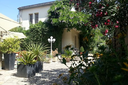 HÔTEL-Airbnb- LA RESIDENCE-Quiet and comfort place - Villeneuve-sur-Lot