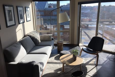 Hip modern apartment in the center of Capitol Hill - 公寓