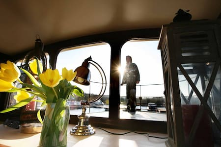 Luxury Boatel on the River Shannon - Carrick-On-Shannon - Boat