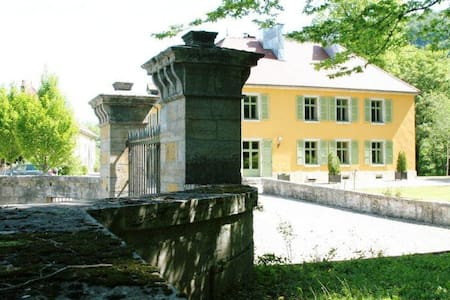 Gîte Le Péry - Schloss