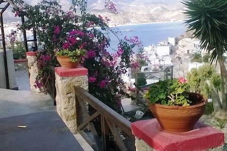 Sisamos - Karpathos - Hus