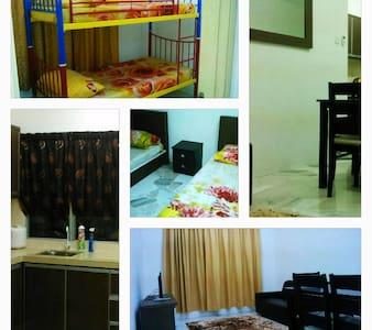 My Homestay (Lili) Puncak Alam - Bandar Puncak Alam - Lägenhet