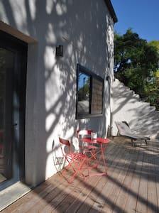Studio cosy dans un parc, à deux pas de Toulouse - Vieille-Toulouse - Appartamento