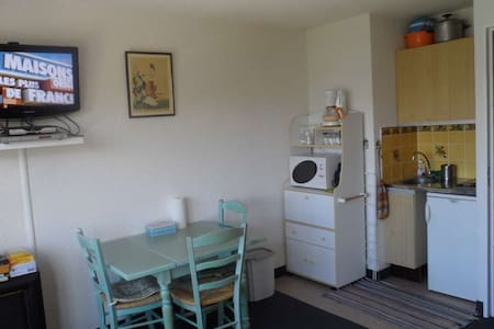 Studio at the base of the slopes - Apartment