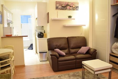 Cozy & Roomy Studio - perfect for couples - Lejlighed