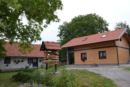 Country House/Cabin Cindric Gaj - House