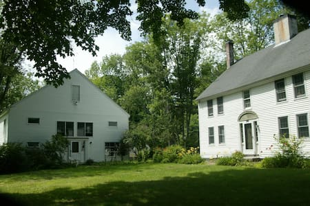 Rent a room in our home nestled in the country - New Boston - Hostel
