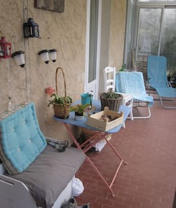 La maison des oliviers - House
