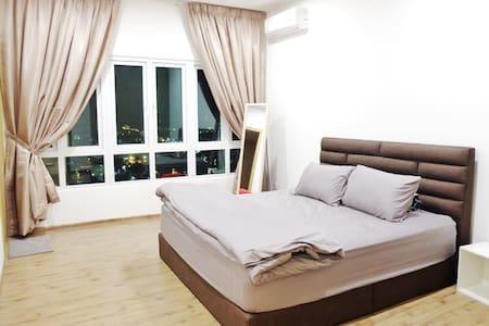 Signature C0zy Home @ Prai 3R 2BR - PRAI
