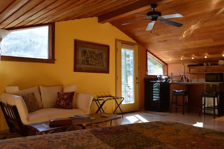 Rooms Organic Farm Near Asheville 1 - Dům