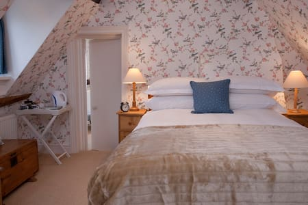 Seymour House B&B - The Bird Room - Chipping Campden