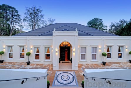Luxury estate in the Adelaide Hills - Stirling