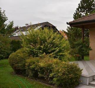 Schönes Haus mit Garten - Ház