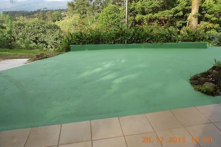 Two Bed, One Bath House Costa Rica - Tronadora - House